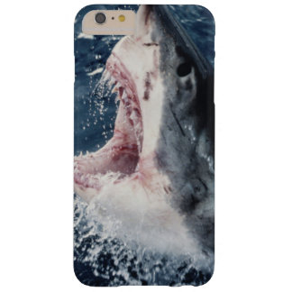 Elevated Shark mouth open Barely There iPhone 6 Plus Case