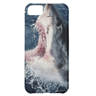 Elevated Shark mouth open Cover For iPhone 5C