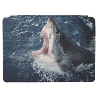 Elevated Shark mouth open iPad Air Cover