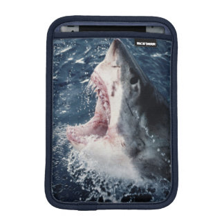 Elevated Shark mouth open iPad Mini Sleeve