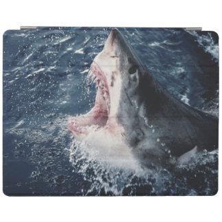 Elevated Shark mouth open iPad Smart Cover
