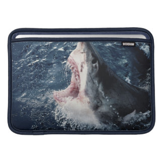 Elevated Shark mouth open Sleeve For MacBook Air