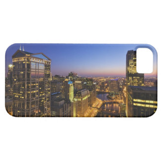 Elevated view, Chicago River iPhone 5 Cases
