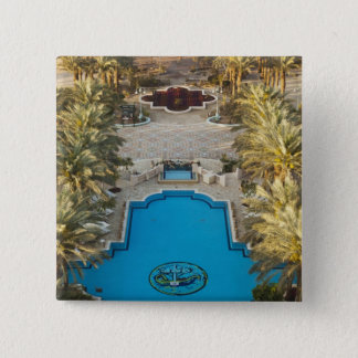 Elevated view Herods Palace Hotel swimming pool Button