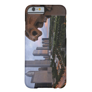Elevated View of Milennium Park Barely There iPhone 6 Case