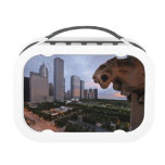 Elevated View of Milennium Park Yubo Lunchbox