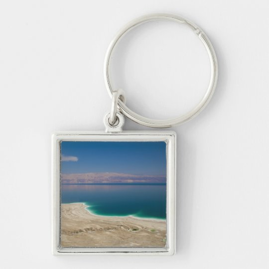 Elevated view of the Dead Sea Keychain
