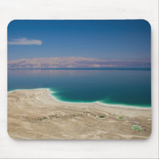 Elevated view of the Dead Sea Mouse Pad