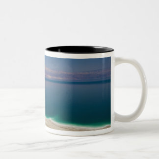 Elevated view of the Dead Sea Mugs