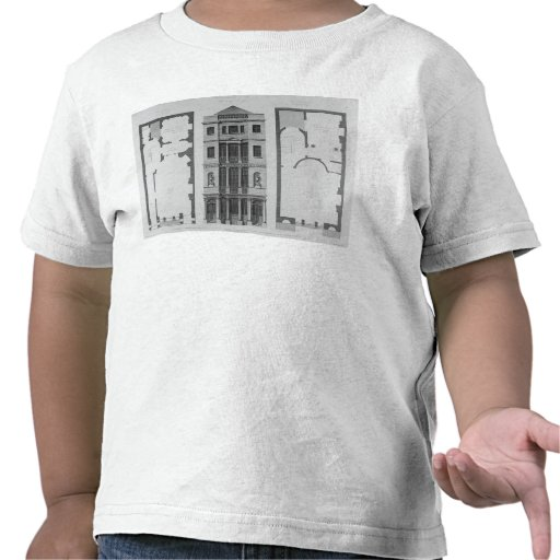 Elevation of the British Coffee House Tees