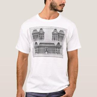 Elevation of the Hopital des Enfants Trouves T-Shirt