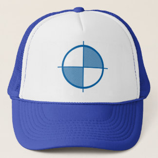 Elevation Symbol Hat (blue)