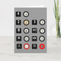 Elevator Cards