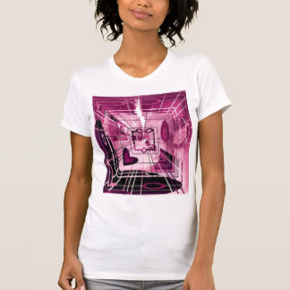 Elevator Down Abstract Tanktop