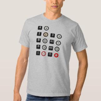 Elevator Mens T Tee Shirt