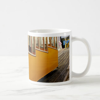 Elevator of the Pipe, Lisbon, Portugal Coffee Mug