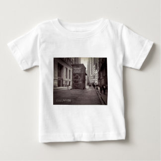 Elevator Shaft North of Exchange Place NYC Baby T-Shirt
