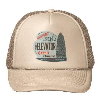 Elevator Trucker Hat