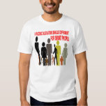 Elevators smell different for SHORT PEOPLE. T Shirt