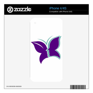 Eleven26 Foundation Gear Skin For The iPhone 4S