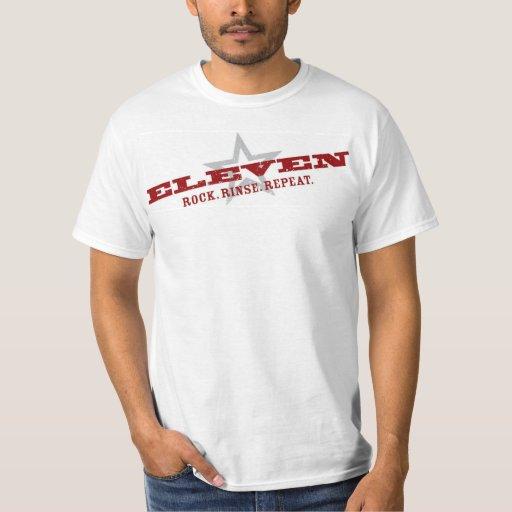 ELEVEN CREW basic shirt