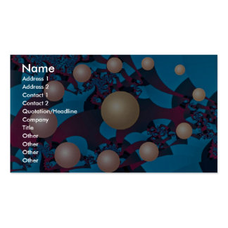 Eleven-member orbit photo Double-Sided standard business cards (Pack of 100)
