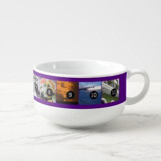 Eleven of Your Photos to Make Your Own Momento Soup Mug