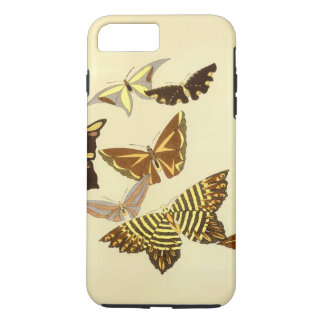Eleven Vintage Butterflies iPhone 8 Plus/7 Plus Case