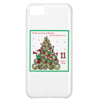 Eleventh Day of Christmas Cover For iPhone 5C