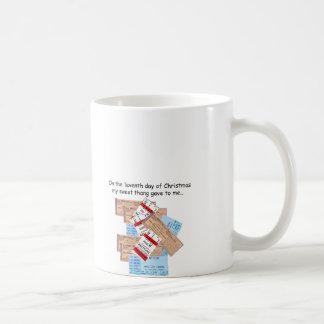 Eleventh Day Redneck Christmas Coffee Mug