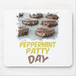 Eleventh February - Peppermint Patty Day Mouse Pad