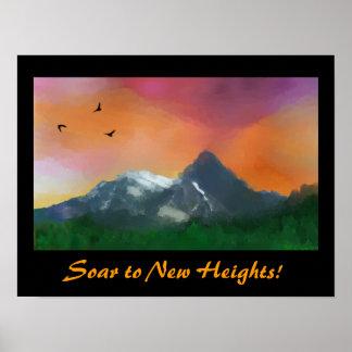 ¡Elévese a las nuevas alturas! Impresiones