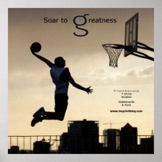 Elévese al poster de la grandeza (baloncesto)