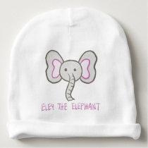 Eley the Elephant - Baby Hat / Beanie