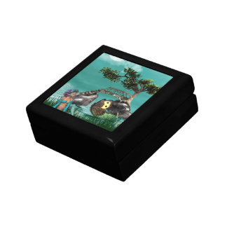 elf-14 caja de joyas