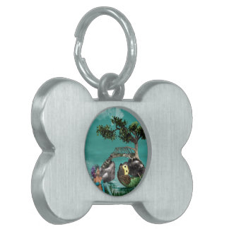 elf-14 pet ID tags