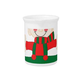 Elf 1 drink pitcher