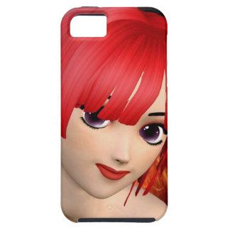 Elf Anime Girl iPhone SE/5/5s Case