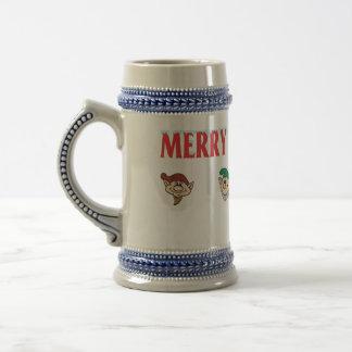 Elf Assembly Coffee Mug