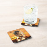 Elf at Dusk Drink Coasters