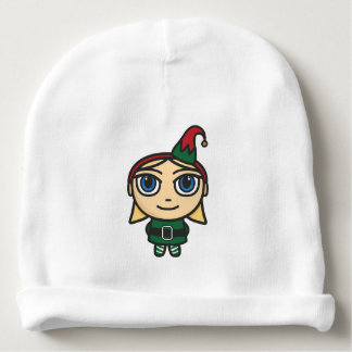 Elf Character Baby Beanie Hat