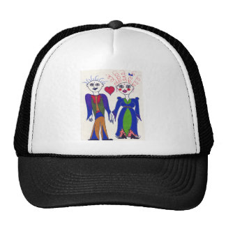Elf Couble in Love #2 Trucker Hat