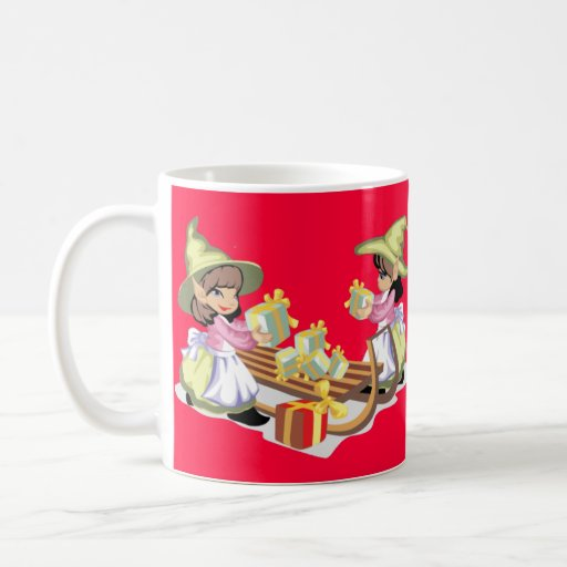 Elf Cuties Mug