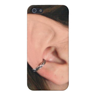 Elf ear iPhone iPhone SE/5/5s Cover