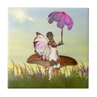 Elf Fairy Trivet Tile