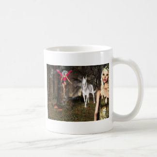 elf fantacy coffee mug