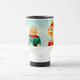 Elf First Date Travel Mug