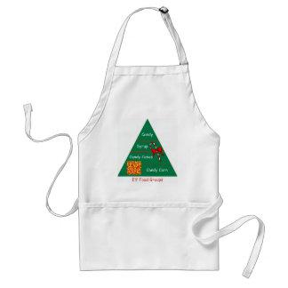 Elf Food Groups Apron