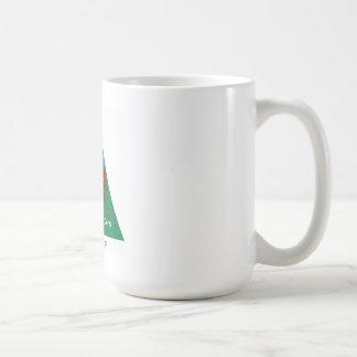 Elf Food Groups Coffee Mug