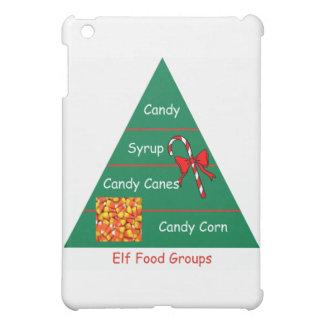 Elf Food Groups iPad Mini Cover